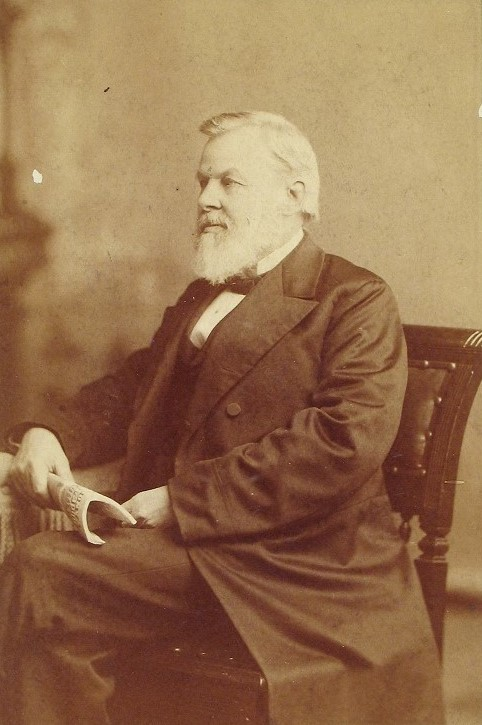 Lewis Reeves Gibbes, by J. A. Nowell, 1886