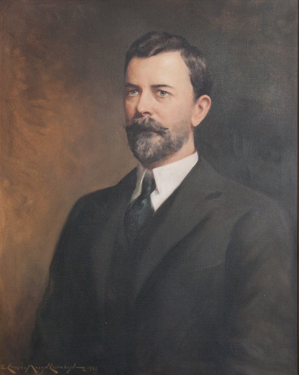 Andrew Charles Moore, by Charles M. Crowson, 1943